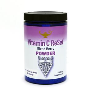 Vitamin C ReSet - Vitamine C - Drinken in poeder