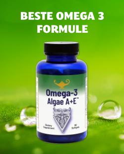Beste Omega-3 Formule