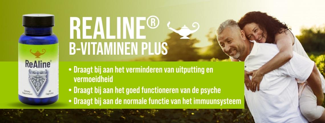 ReAline - B-Vitaminen Plus
